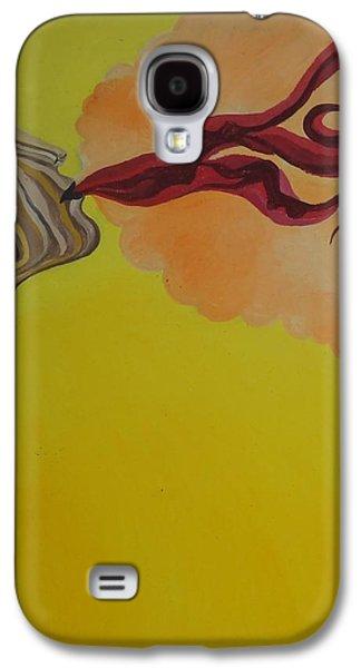 Pentecost Galaxy S4 Cases - Acts Galaxy S4 Case by Dede El-Atrache
