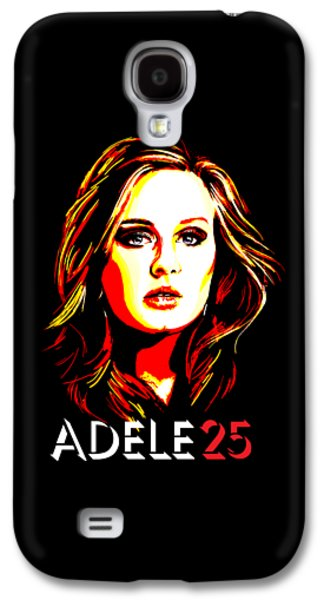 Adele 25-1 Galaxy S4 Case by Tim Gilliland
