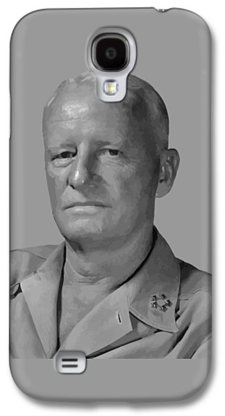 Admiral Chester Nimitz Galaxy S4 Case by War Is Hell Store