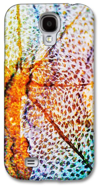 Nature Abstracts Galaxy S4 Cases - Aeolidia helicochorda Galaxy S4 Case by Galia Vaillancourt