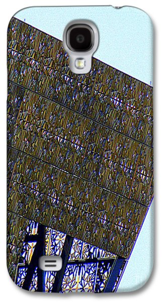 African American History And Culture 4 Galaxy S4 Case by Randall Weidner