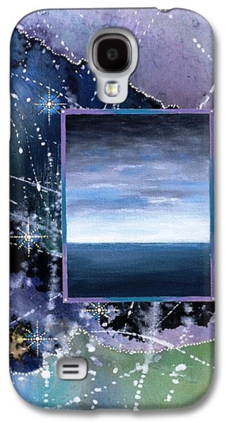 Angel Mermaids Ocean Galaxy S4 Cases - After The Storm Galaxy S4 Case by Lee Pantas