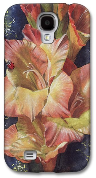 Afternoon Galaxy S4 Case by Barbara Keith