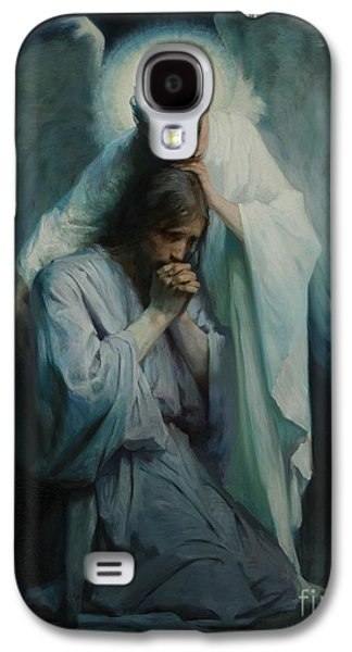 Agony In The Garden  Galaxy S4 Case by Celestial Images