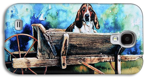 Lore Galaxy S4 Cases - Ah Pooey Galaxy S4 Case by Hanne Lore Koehler