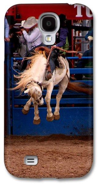 Cowboy Photographs Galaxy S4 Cases - Airborne Galaxy S4 Case by Joe Kozlowski