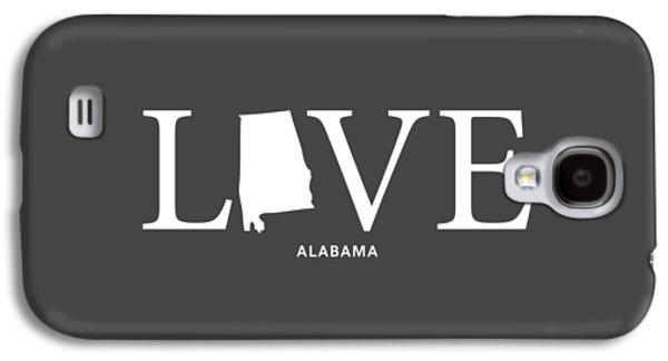 Art Mobile Galaxy S4 Cases - AL Love Galaxy S4 Case by Nancy Ingersoll