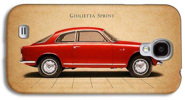 Alfa Romeo Giulietta Sprint Galaxy S4 Case by Mark Rogan