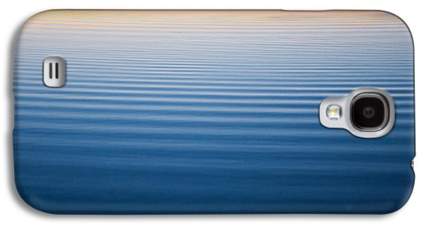 Nature Abstracts Galaxy S4 Cases - All is Calm Galaxy S4 Case by Parker Cunningham