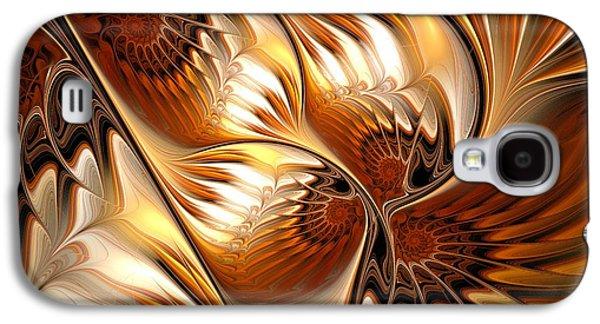 Galaxy S4 Cases - All That Gold Galaxy S4 Case by Anastasiya Malakhova