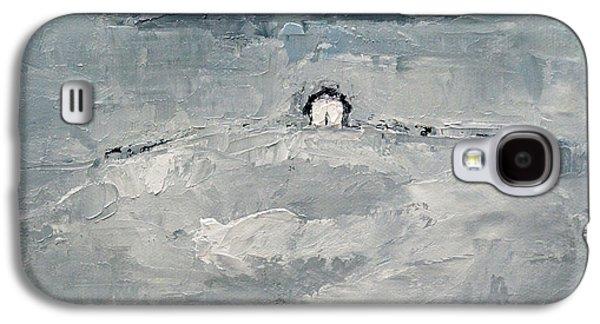 Alone Galaxy S4 Case by Becky Kim