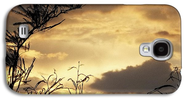 Amber Sky Galaxy S4 Case by Glenn McCarthy Art and Photography