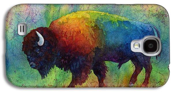 American Buffalo 6 Galaxy S4 Case by Hailey E Herrera