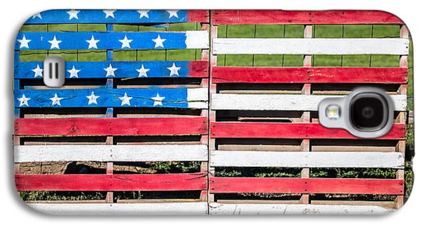 American Folk Art Galaxy S4 Case by Todd Klassy