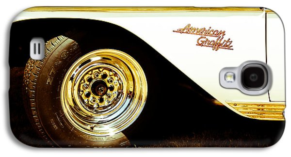 1955 Movies Photographs Galaxy S4 Cases - American Graffiti Classic Galaxy S4 Case by Athena Mckinzie