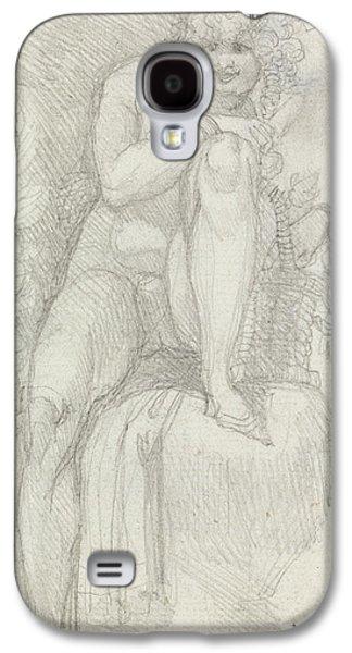 An Hermaphrodite Galaxy S4 Case by Henry Fuseli