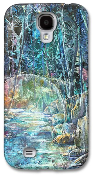 Dreamscape Galaxy S4 Cases - An Other Place Galaxy S4 Case by Patricia Allingham Carlson