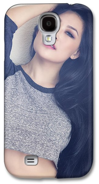 #ana Galaxy S4 Case by ItzKirb Photography