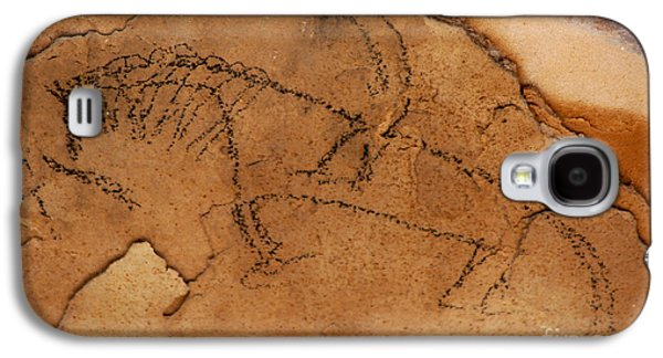 Landmarks Jewelry Galaxy S4 Cases - Ancient Rider Galaxy S4 Case by Nena Trapp