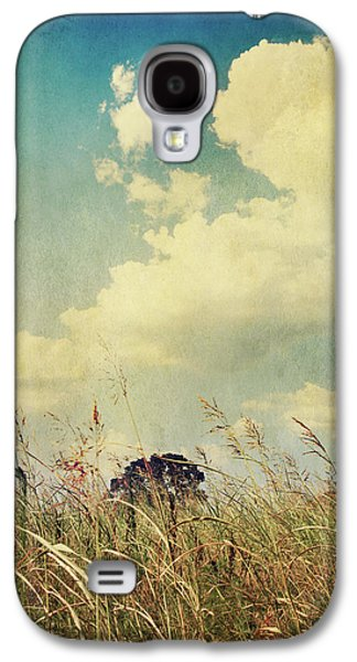And The Livin's Easy Galaxy S4 Case by Laurie Search