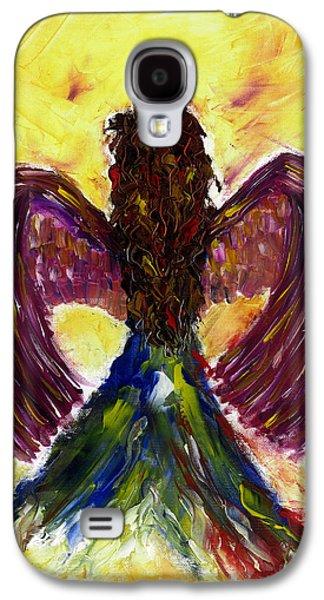 Angel Galaxy S4 Case by Leena Kewlani
