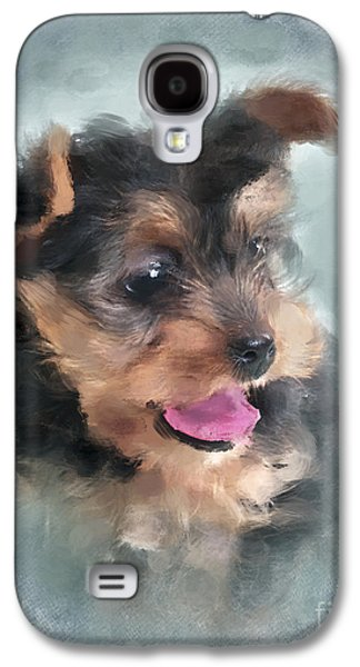 Angelic Galaxy S4 Case by Betty LaRue