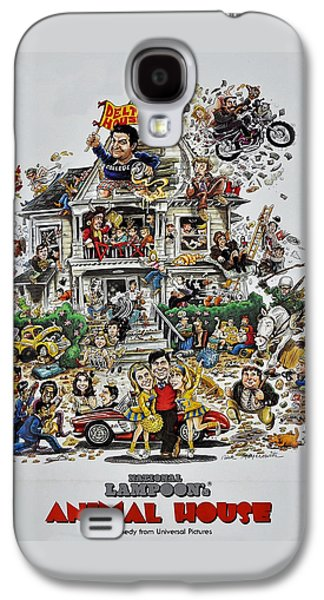 Animal House  Galaxy S4 Case by Movie Poster Prints