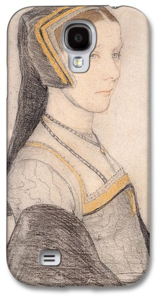Anne Cresacre Galaxy S4 Case by Hans Holbein the Younger