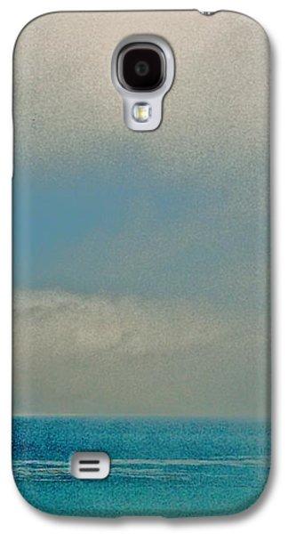 Ano Nuevo Galaxy S4 Cases - Ano Nuevo Fog  Galaxy S4 Case by Scott L Holtslander