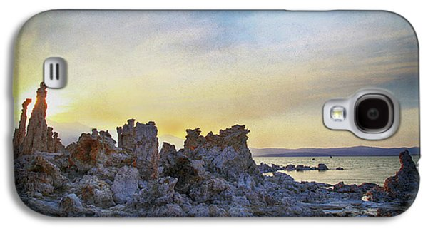Another World Galaxy S4 Case by Laurie Search