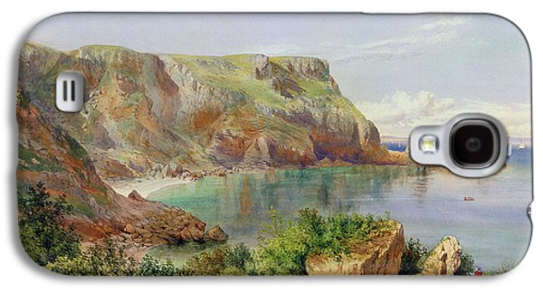Ansty's Cove Galaxy S4 Case by John William Salter