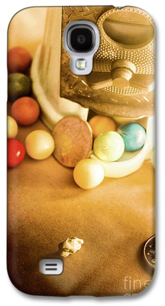 Antique Gumball Vending Machine  Galaxy S4 Case by Jorgo Photography - Wall Art Gallery