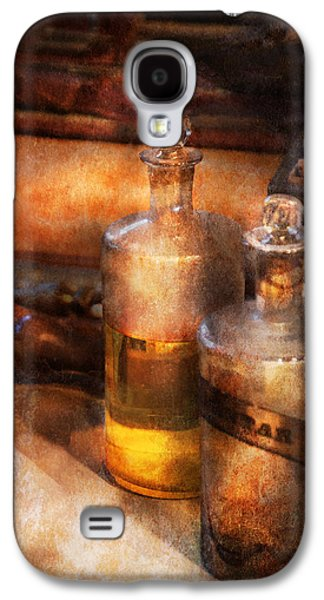 Fantasy Photographs Galaxy S4 Cases - Apothecary - Special Medicine  Galaxy S4 Case by Mike Savad