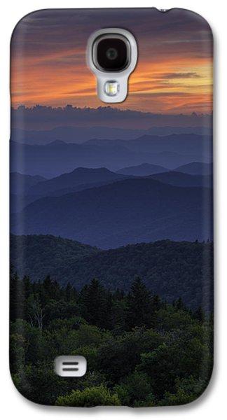 Landscapes Photographs Galaxy S4 Cases - Appalachian Dream Galaxy S4 Case by Johan Hakansson