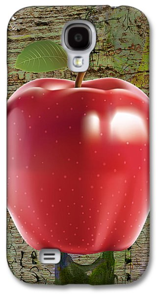 Apple Collection Galaxy S4 Case by Marvin Blaine