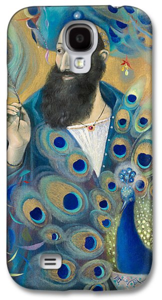 Character Portraits Galaxy S4 Cases - Aquarius Galaxy S4 Case by Annael Anelia Pavlova