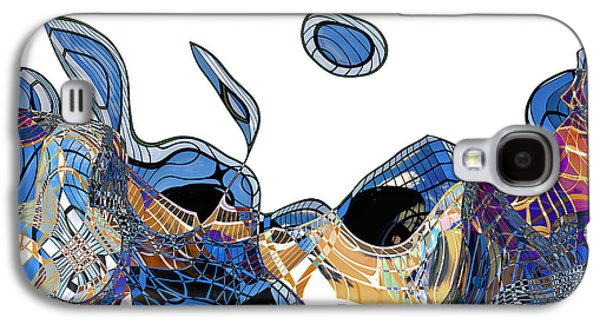 Abstracted Galaxy S4 Cases - ArchiTec - 01a Galaxy S4 Case by Variance Collections