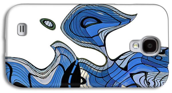 Abstracted Galaxy S4 Cases - ArchiTec - 08a Galaxy S4 Case by Variance Collections