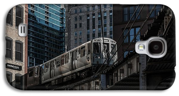 Around The Corner, Chicago Galaxy S4 Case by Reinier Snijders