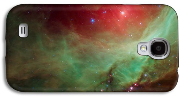 Around The Sword Of The Constellation Orion  Galaxy S4 Case by American School