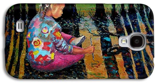 Recently Sold -  - African-american Galaxy S4 Cases - Art 101 Galaxy S4 Case by Deborah Hurley