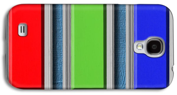 Abstract Digital Art Galaxy S4 Cases - Art Galaxy S4 Case by Paul Wear