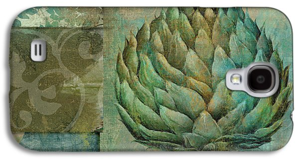Artichoke Margaux Galaxy S4 Case by Mindy Sommers