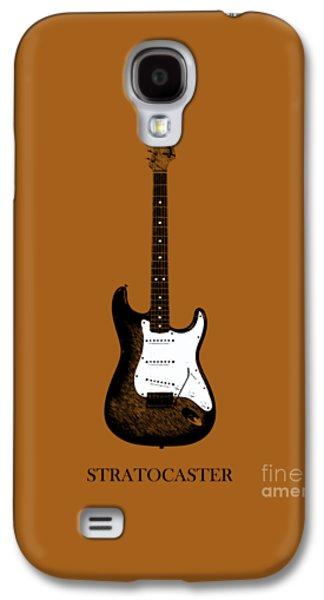 Music Photographs Galaxy S4 Cases - Fender Stratocaster 54 Galaxy S4 Case by Mark Rogan