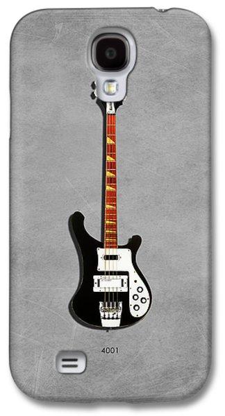Rickenbacker 4001 1979 Galaxy S4 Case by Mark Rogan