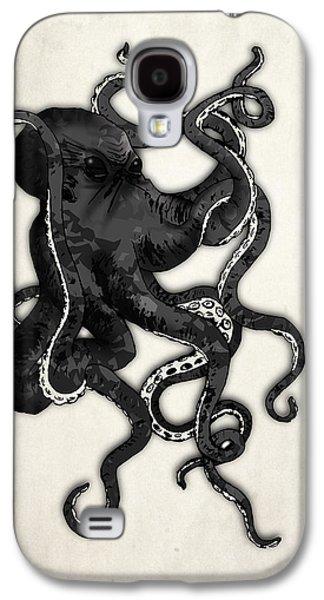 Octopus Galaxy S4 Case by Nicklas Gustafsson