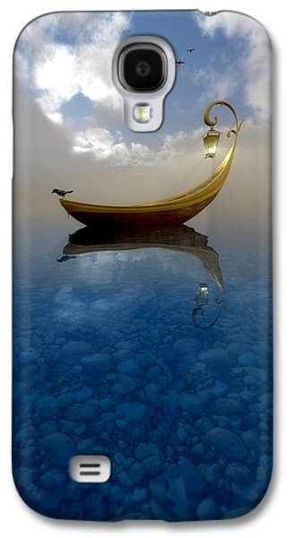 Narcissism Galaxy S4 Case by Cynthia Decker