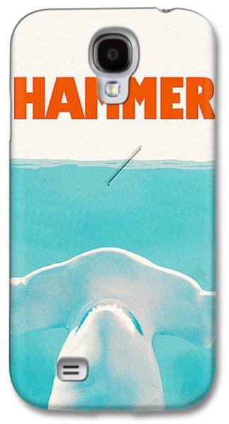 Hammer Galaxy S4 Case by Eric Fan