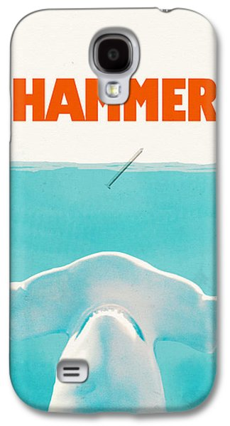 Hammer Galaxy S4 Cases - Hammer Galaxy S4 Case by Eric Fan