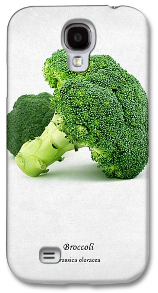 Broccoli Galaxy S4 Case by Mark Rogan